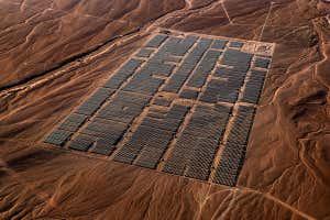 Paneles solares de chile