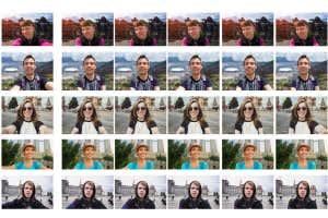 Foto transformando AI