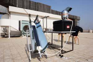 esterilizador solar